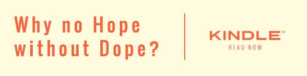 no hope no dope banner