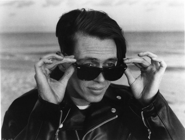 Steve Buscemi as Nick in PARTING GLANCES (1986), directed by Bill Sherwood.