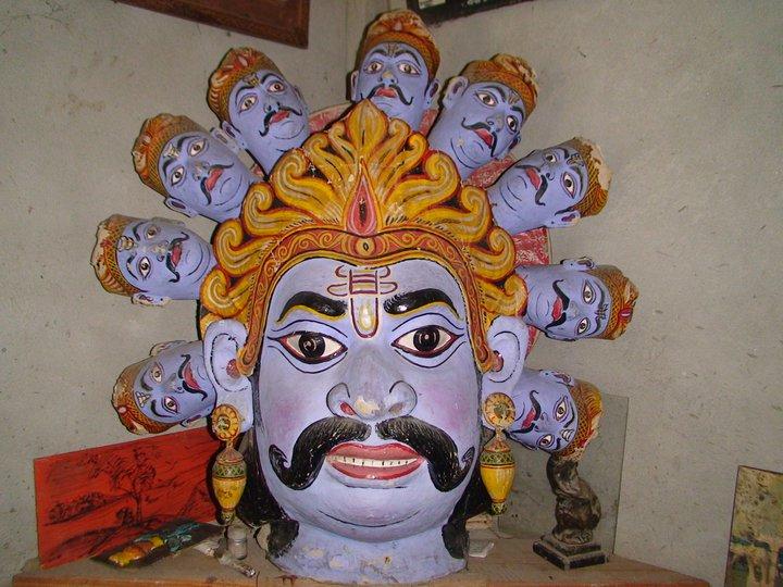 02 The Magnificent Ravana