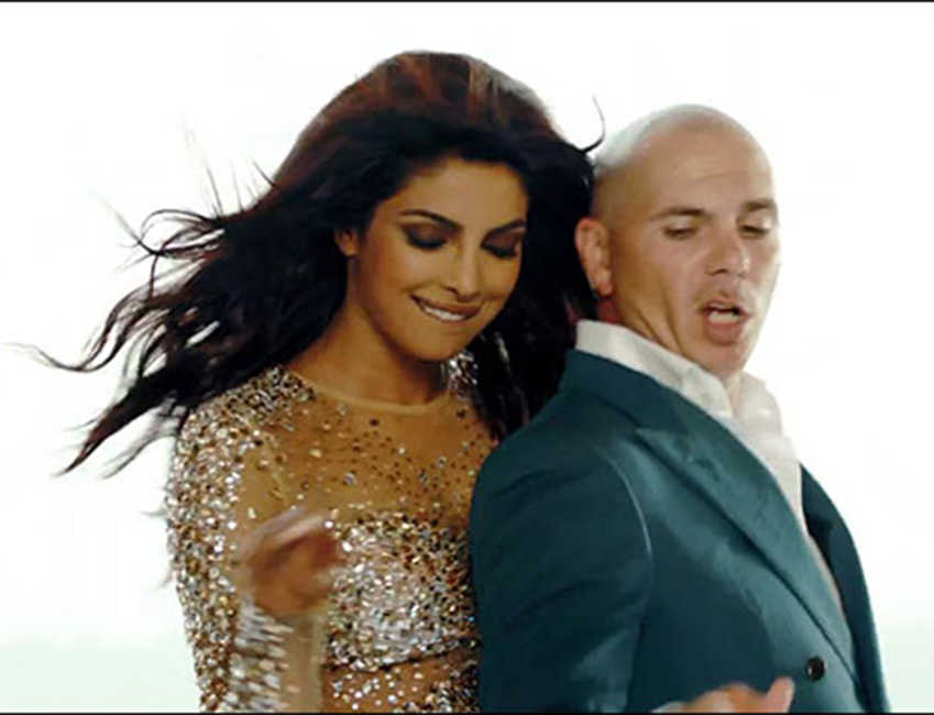 Priyanka-Chopra---Exotic-ft.-Pitbull-video