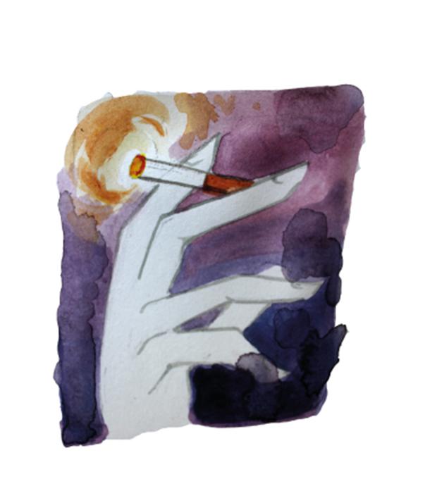 3-Cigarette gulzar