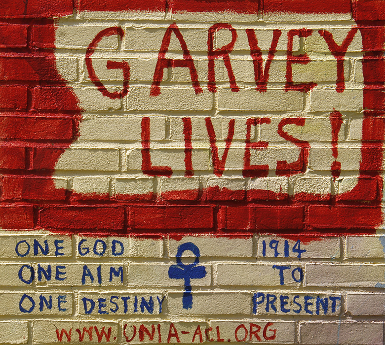 Garvey Lives