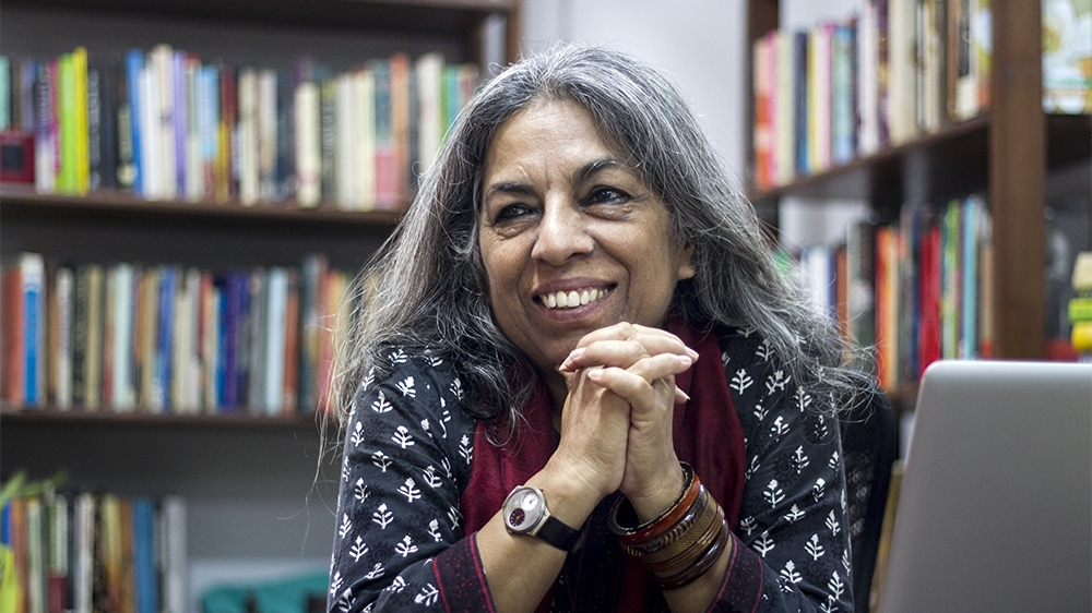 The Inquisitive Feminist: Urvashi Butalia