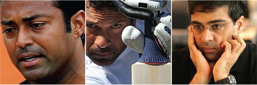 Sachin Tendulkar, Viswanathan Anand or Leander Paes - Who is India's biggest sports ambassador?