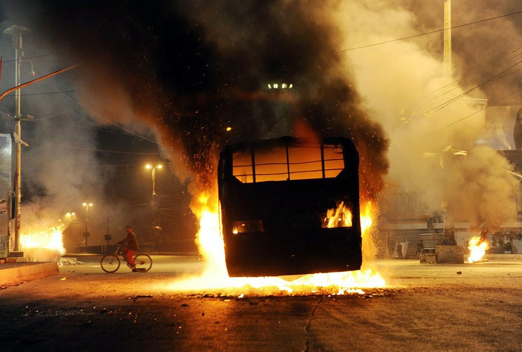 Karachi-Violence