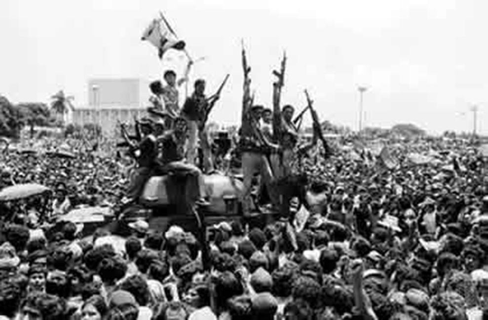 Nicaraguan-Revolution