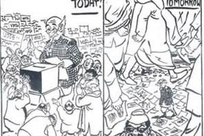 A cartoonist's utopia